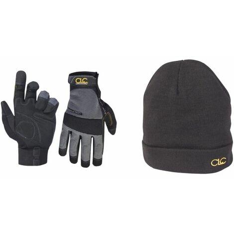 PK3015 Work Gloves + Beanie Hat (KUNGLOVES)