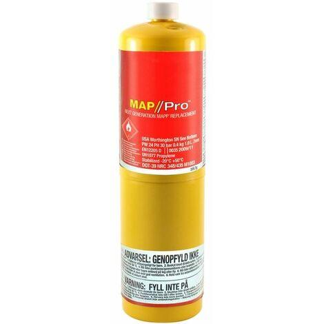 Gas Cylinder MAPP CGA600 Fitting (FAIGZMAPP)
