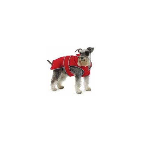 Ancol Stormguard Coat Red Medium (752327)