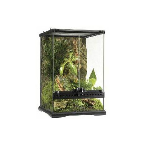 Exo Terra Glass Terrarium 30x30x45cm x 1 (544113)