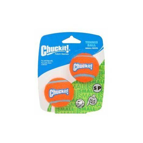 Chuckit Tennis Ball 2 Pack Small 4,8cm x 1 (39538)