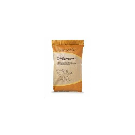 Marriages Farmyard Layers Pellets (142111)