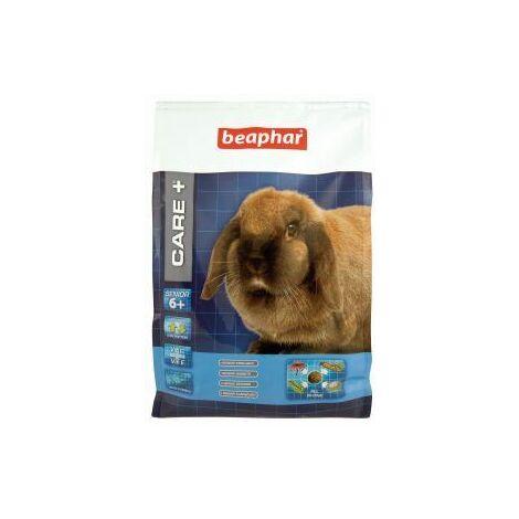 super premium food for senior rabbits - CARE+ 1.5 kg
