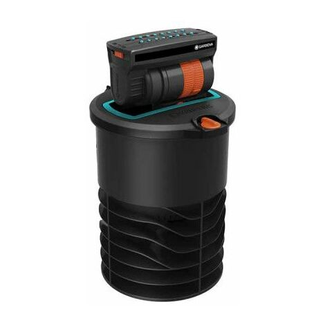 Rociador oscilante retráctil GARDENA - OS 140 - 8223-20
