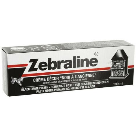 Zebraline ZEBRA - Pasta negra - 100ml