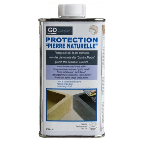 Protection Pierre naturelle