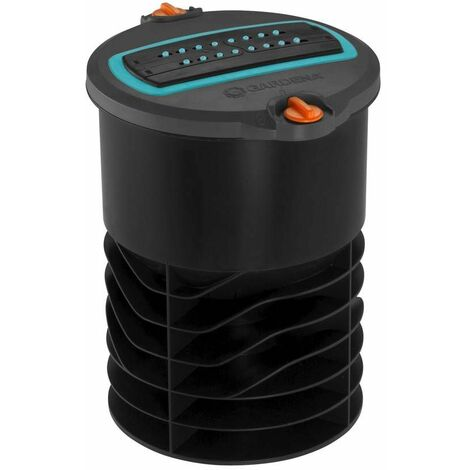 Arroseur oscillant escamotable OS 140 - surfaces carrées ou rectangulaires - 2 à 140 m²