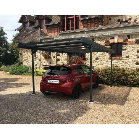 Carport Aluminium 14,8 m2 Trigano MISTRAL