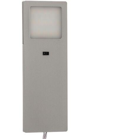 Lampes sous meuble 'Helena' en aluminium pour cuisine