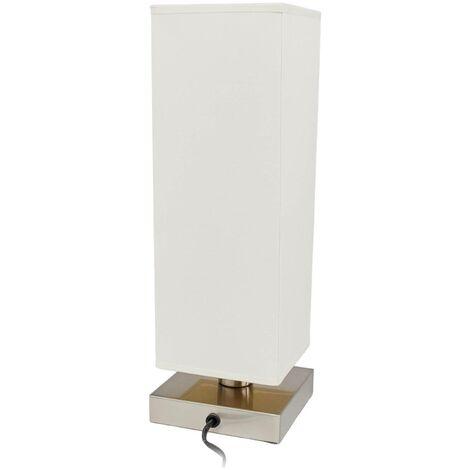 LED Lampe à poser 'Martje' en métal pour salon & salle à manger