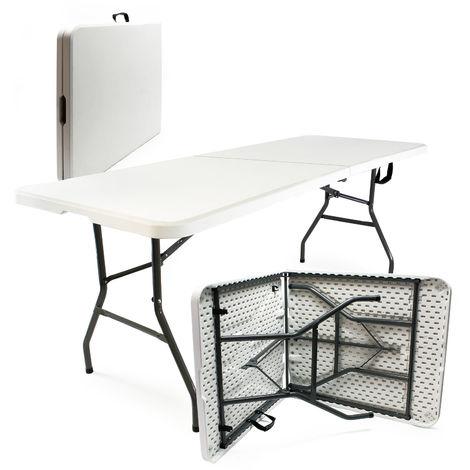 Campingtisch klappbarer Partytisch Klapptisch Tisch Gartentisch