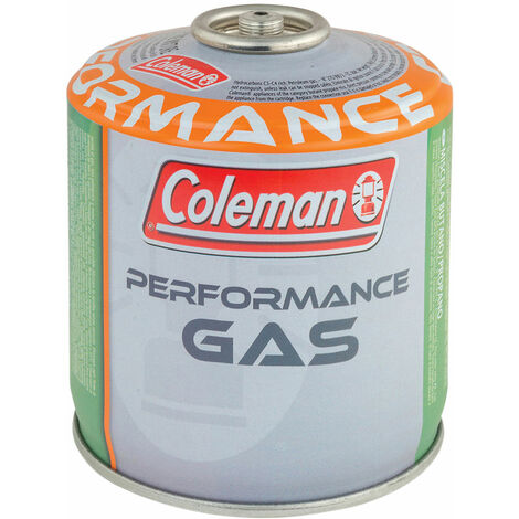 Coleman 3000004539 C300 Performance Butane/Propane Gas Cartridge 240g