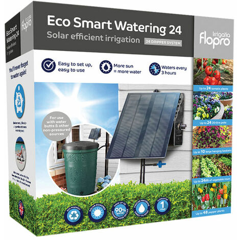 Flopro 70300489 Eco Smart Watering 24