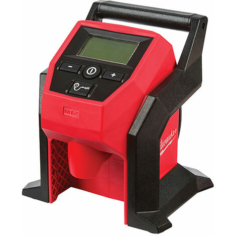 Milwaukee 4933464124 M12 BI Sub-Compact Inflator 12V Bare Unit