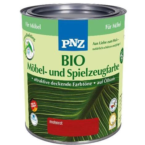 PNZ Bio Möbel- und Spielzeugfarbe (wiesengrün, 0,25 L)