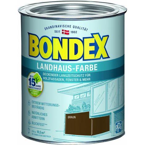 Bondex Landhausfarbe 0,75L