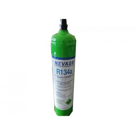 BOMBOLA gas FREON R134 utilizzato Frigo e Autovetture REFRIGERANTE