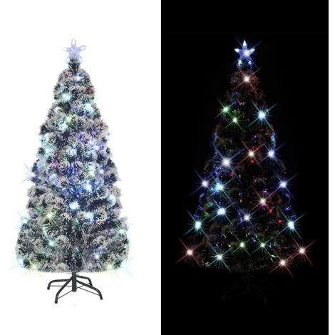 VidaXL arbol de Navidad artificial con soporte/LED 150 cm 1700 ramas(no se puede enviar a Baleares)