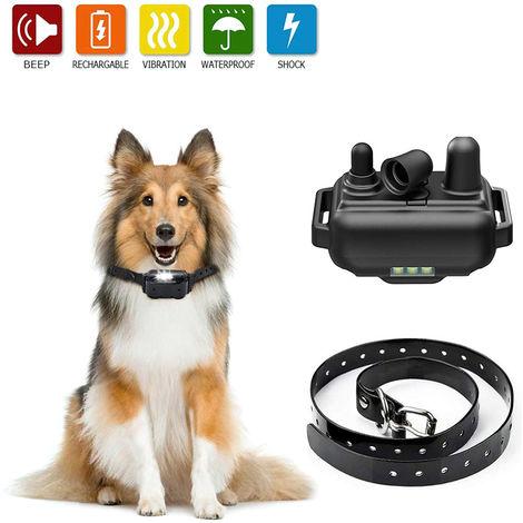 Collare elettrico per animali domestici, addestratore di cani