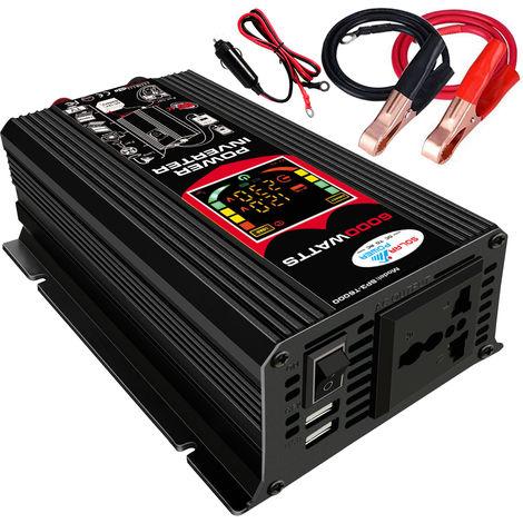 Modified Sine Wave Inverter High Frequency 6000W Power Watt Power Inverter