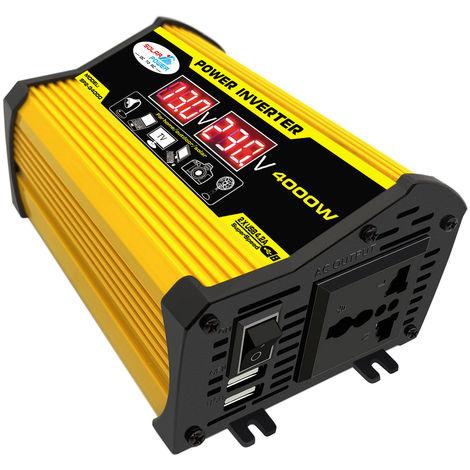Modified Sine Wave Inverter High Frequency 4000W Peak Power Watt Power Inverter