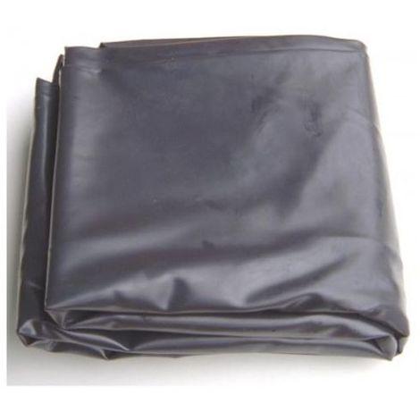 400 gallon EPDM rubber liner