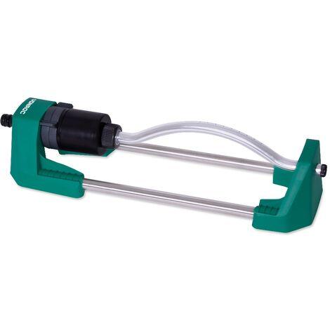 VONROC Aspersor para el jardín - Aspersor oscilante - Superficie de pulverización: máx. 280m²