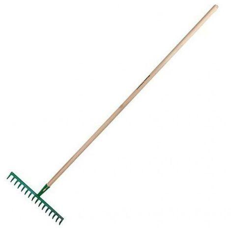 Rastrello 18 denti cm 48 - con manico cm. 160 lif