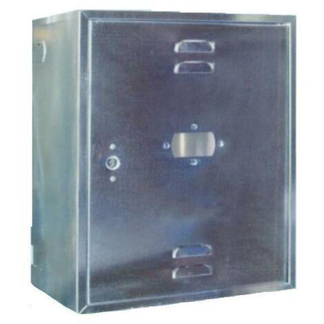 Armadietti per contatori gas h50xl40xp25 cm.