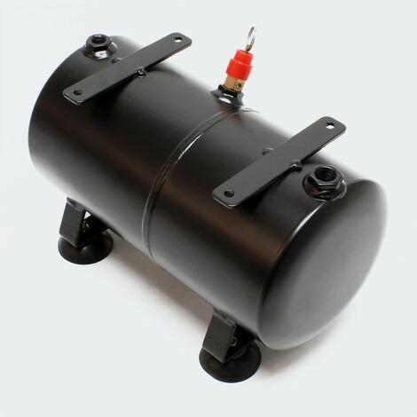 Serbatoio di pressione del compressore aerografo Mercatoxl Serbatoio a pressione 3L AS186