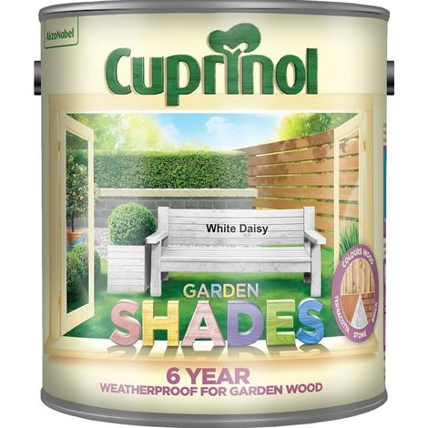 Cuprinol Garden Shades 2.5L (choose colour)