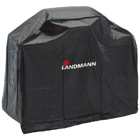 Landmann Basic BBQ Barbecue Cover - 130 x 110 x 60cm