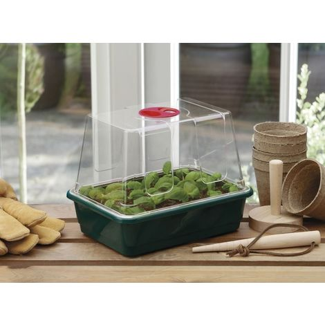 Garland Small High Half-Size Dome Propagator