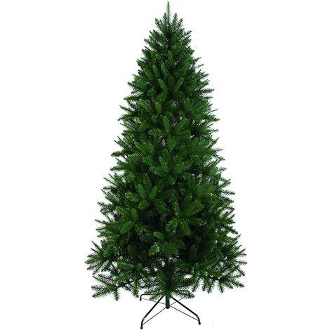 Rockingham Pine Green Christmas Xmas Tree Beautiful Quality - Various Sizes