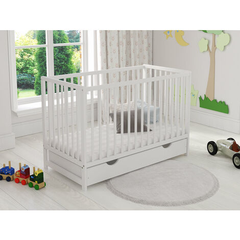 Denise Cot with Drawer and Free Aloe Vera Mattress Variations