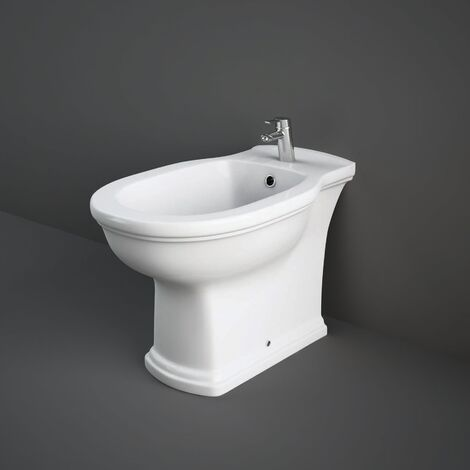 RAK Washington Bidet 360mm Wide - White
