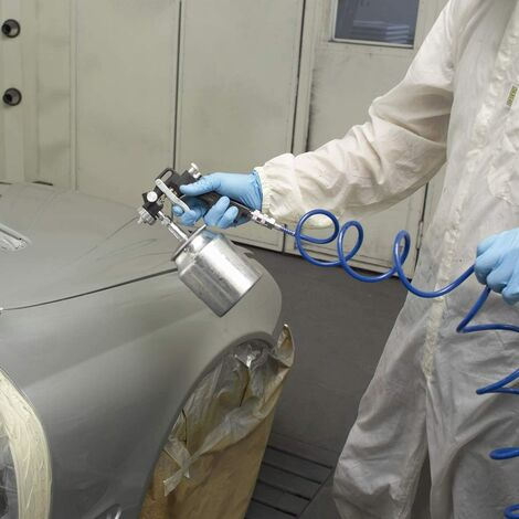 FERM ATM1040 Pistola de pintura 750cc