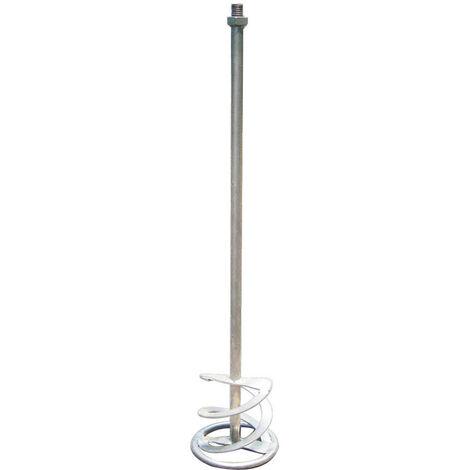 FERM PMA1004 Varilla agitadora espiral para adhesivos y masilla (120 X 680mm)