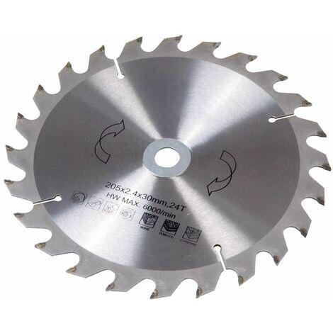 FERM MSA1021 Saw blade 200x30/16 24T for TSM1032