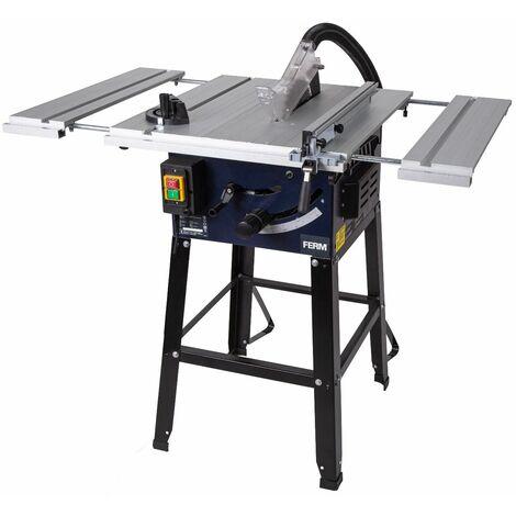 FERM Mesa de serrar 1800W - 250mm
