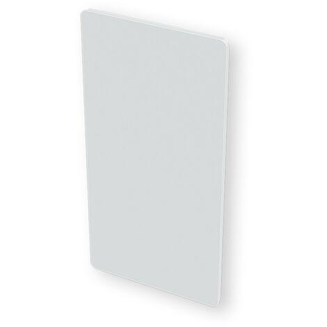 Carrera Panneaux Rayonnant en verre Vertical LCD - plusieurs puissances disponibles