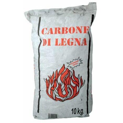 Carbone di legna carbonella argentino sacco da 10 Kg