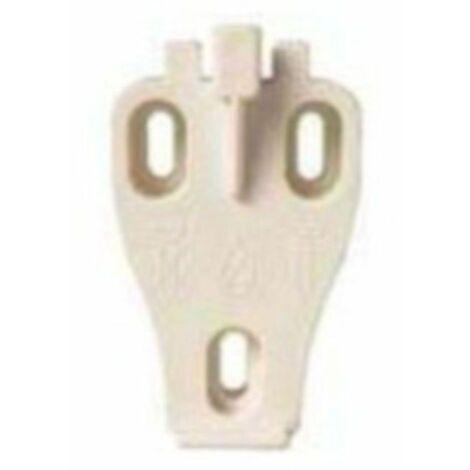 Soporte para radiador de 3 uñas de nylon