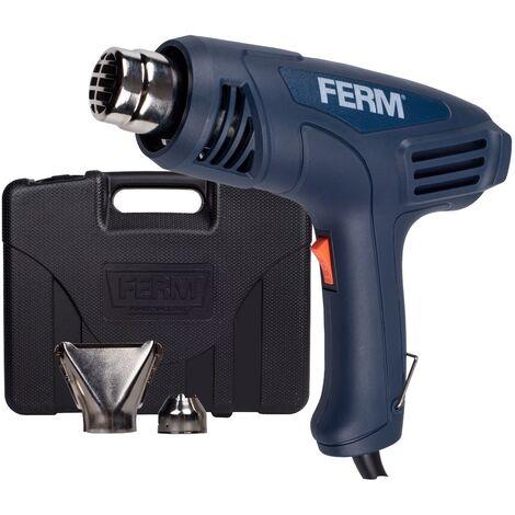 FERM HAM1015 Décapeur 2000W