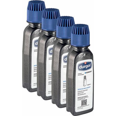 Détartrant Geberit AquaClean 4 bouteilles de 125 ml - 147.047.00.1