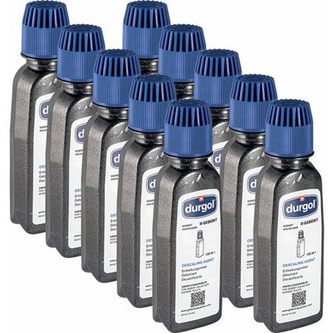 Détartrant Geberit AquaClean 10 bouteilles de 125 ml - 147.048.00.1