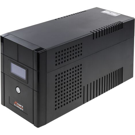 Xmart - SW-PRO sinewave line 2200VA 1400W with 4 schuko