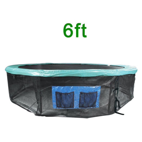 Greenbay Trampoline Base Skirt Safety Net Enclosure Surround Universal Fit