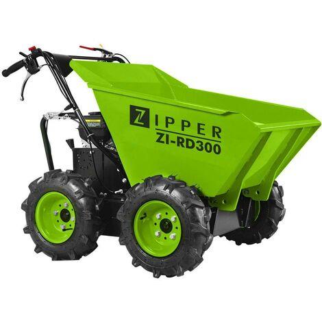 ZIPPER Dumper Motorisé Thermique ZI-RD300