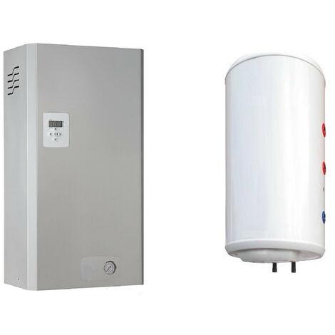 Chaudière électrique pour CC et ECS NEPTUNE 9 kW / 230V et 400V